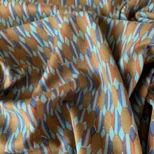 Viscose Jersey fabric Geometry
