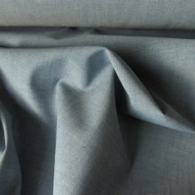 Light blue Cotton Chambray fabric