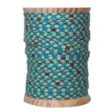 Nastro Sbieco Helium blu turchese x 50cm