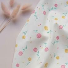 Cotton Sateen Flore