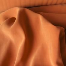 Apricot Cupro fabric