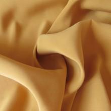 Sunny Yellow Cupro fabric