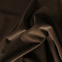 Bronze Corduroy Cotton fabric