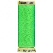 Filo Gutermann Cucitutto neon verde 100 mt