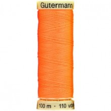 Thread Gutermann orange neon