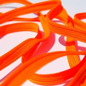 Piping tape orange fluo x 50cm