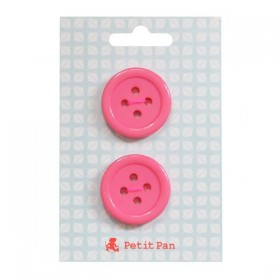 Buttons Solid color L - x2