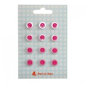Buttons bicolor S - X12
