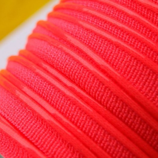 Piping tape silicon neon pink