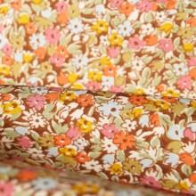 Liberty Lesley cotton tana lawn fabric