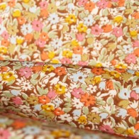 Liberty Lesley cotton tana lawn fabric