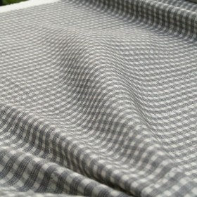 Heavy weight linen fabric - Kan Streams