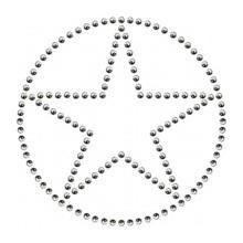 applicazione chiodato stella
