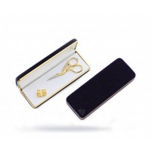 Stork Scissors and Thimble - Gold Collection