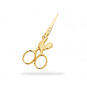 Golden Embroidery Scissors