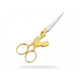 Golden Sewing Scissors