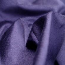 Tessuto velluto cotone viola