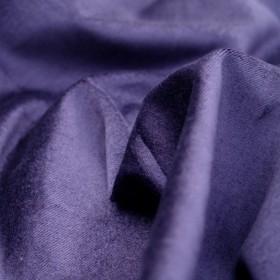 Cotton velvet fabric purple