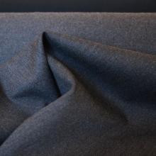 tessuto di poliestere grigio