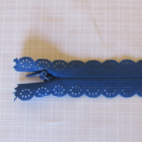 lace invisible zip 22 cm