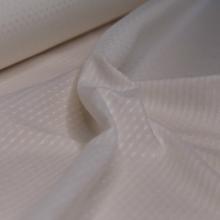 Ivory cotton fabric