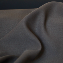 khaki polyester remnant 110 cm x 145 cm