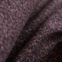 Tessuto di lana rosa e bordò tipo Chanel