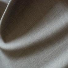 Tessuto di lana Principe di Galles grigio e bianco
