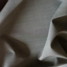Tessuto di lana Principe di Galles grigio e avorio