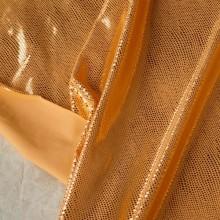Glitter skin peach modal remnant 145 cm x 138 cm