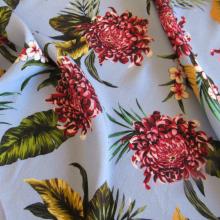 Viscose crepe fabric Dahlia