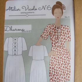 DHARMA dress