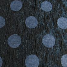 Polka dots Jacquard fabric