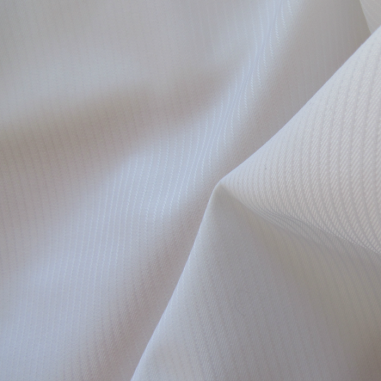 "Cotton fabric ""White Shirt"""