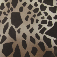Giraffe Viscose fabric