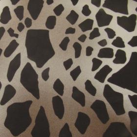 Giraffe Viscose fabric
