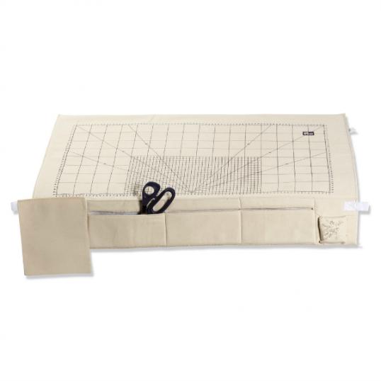 Multi functionnal ironing sheet