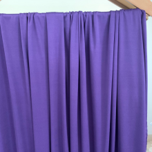 Viscose Jersey fabric Purple