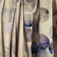 Silk & Viscose Seashells