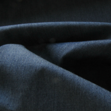 Remnant Cotton denim fabric 112 cm x 142 cm