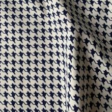 Pied de Poule Cotton fabric