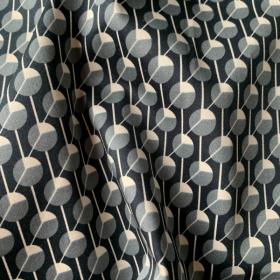 Cotton fabric Japanese pattern