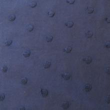 Remnant Navy Blue cotton fabric plumetis 80 cm x 140 cm