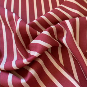 Striped Viscose Sarah