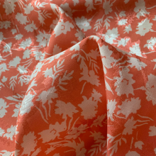 Orange Blossom Viscose