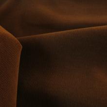 Hazelnut Corduroy Cotton fabric