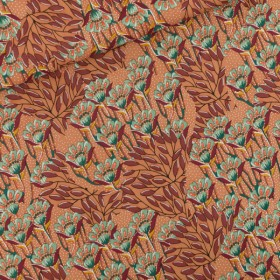 Gilly Flowers Viscose Rayon