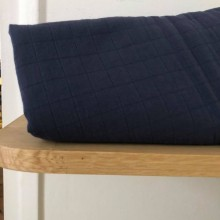 Quilted Cotton Taiyo Navy Blue