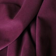 Blackberry Corduroy Cotton fabric