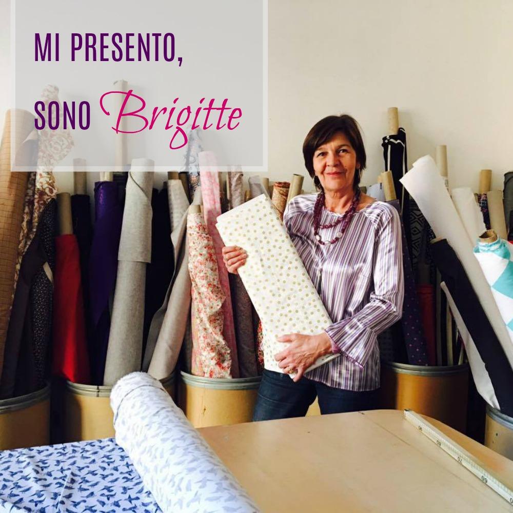 Brigitte Cerruti di Supercut merceria Online
